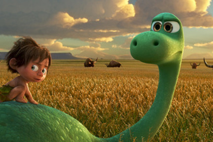Dobri dinozaver (The Good Dinosaur)
