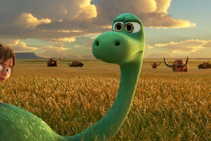 Dobri dinozaver 3D (The Good Dinosaur 3D)