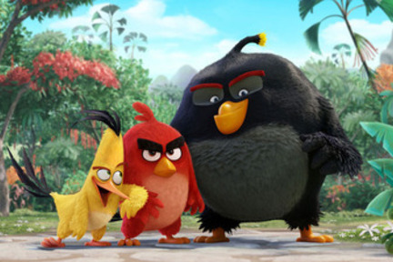 Angry Birds film 3D (The Angry Birds Movie 3D)