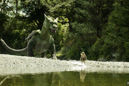 Pete in njegov zmaj (Pete's Dragon)