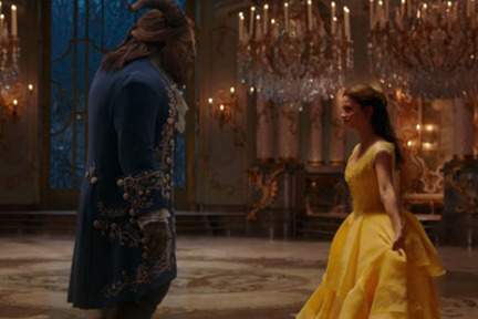 Lepotica in zver 3D (Beauty and the Beast)