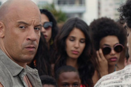 Hitri in drzni 8 (The Fate of the Furious)