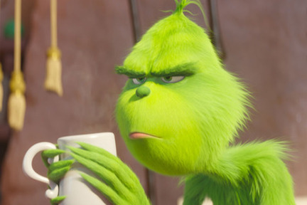 Grinch 3D (The Grinch)