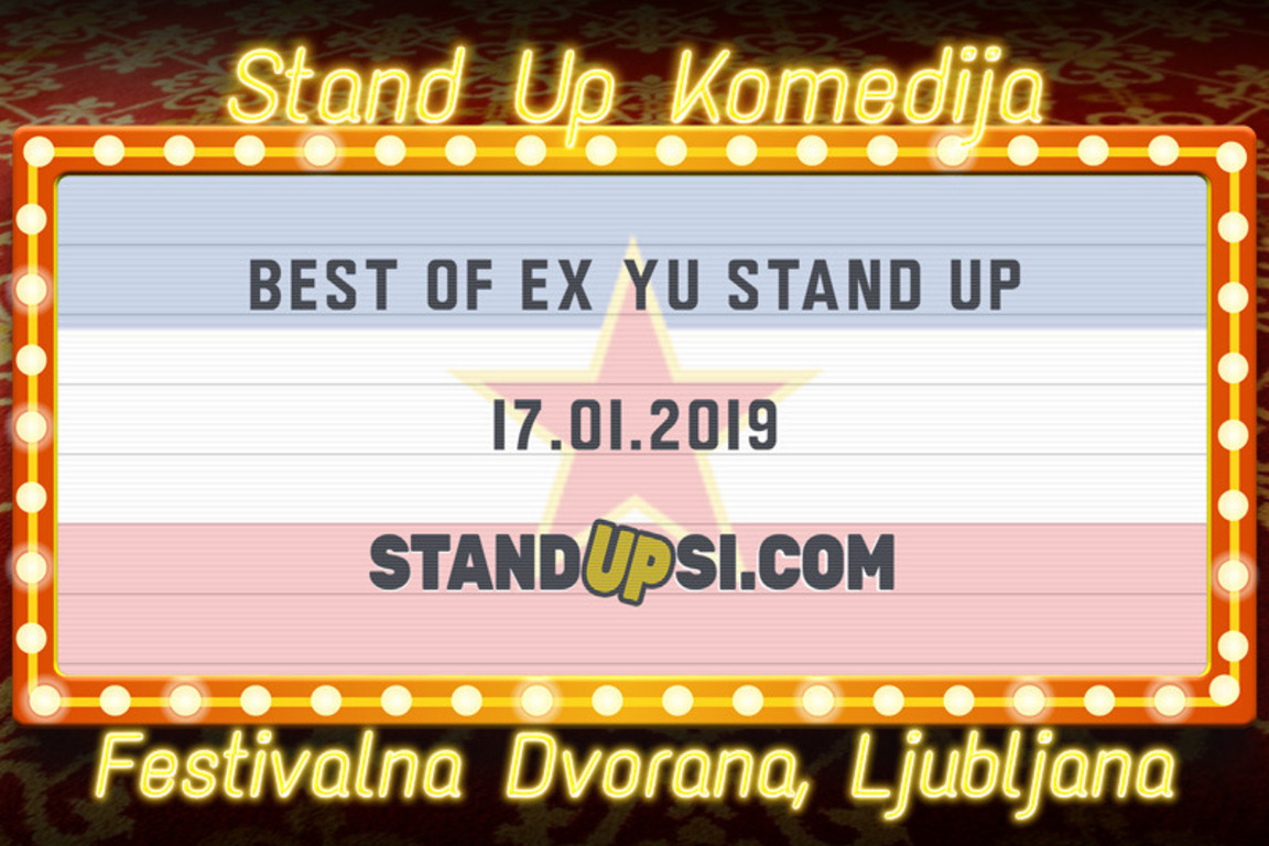Best of EX YU stand up (LJ)