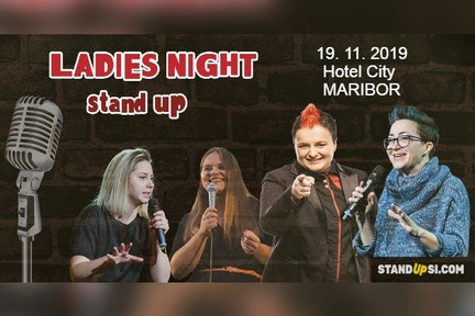 Ladies night stand up (MB)