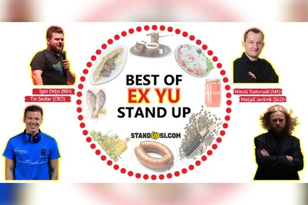 Best of EX YU stand up (MB)