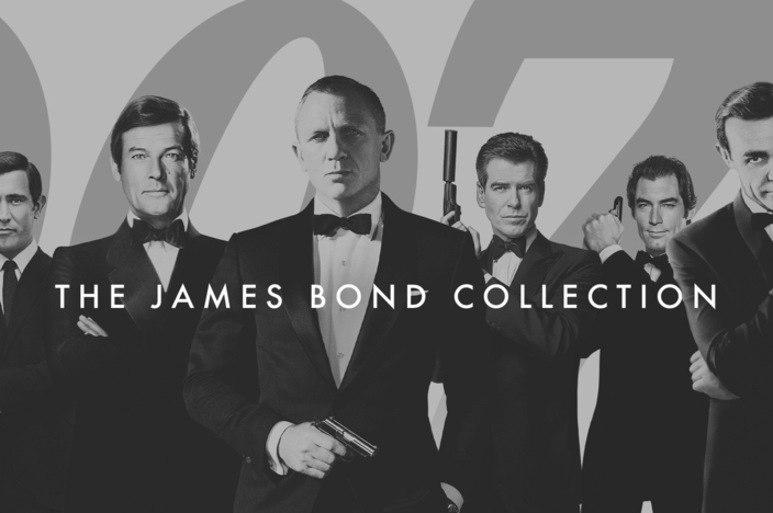 Ves James Bond od 1. decembra na HBO GO